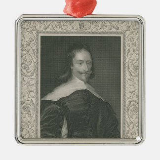 Sir Archibald Campbell, 1st Marquess Metal Ornament