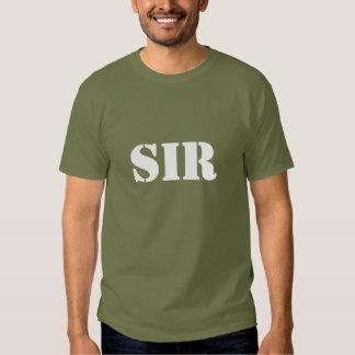 Sir Army Fatigue Stencil Font Polera