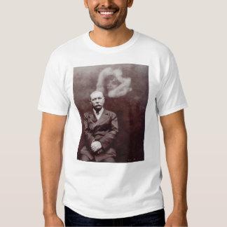 Sir Arthur Conan Doyle with Ghost by Ada Deane Tee Shirt