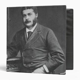 Sir Arthur Sullivan 3 Ring Binder