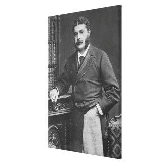 Sir Arthur Sullivan Gallery Wrapped Canvas