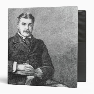 Sir Arthur Sullivan, engraved by C. Carter Binder