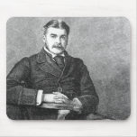 Sir Arthur Sullivan, engraved by C. Carter Mouse Pad