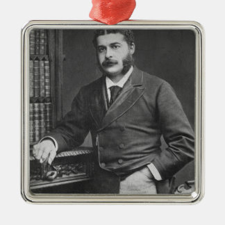 Sir Arthur Sullivan Metal Ornament