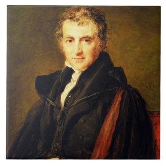 Sir Augustus Wall Callcott (1799-1844) 1847 (oil o Tile