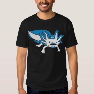 Sir Axolotl Remera