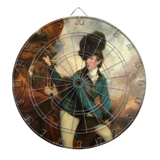 Sir Banastre Tarleton by Joshua Reynolds Dartboards