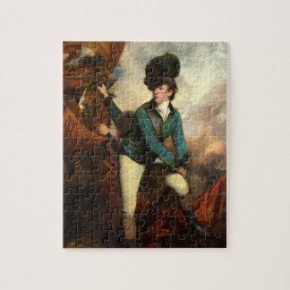 Sir Banastre Tarleton de Joshua Reynolds Rompecabezas