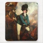 Sir Banastre Tarleton de Joshua Reynolds Alfombrillas De Ratón