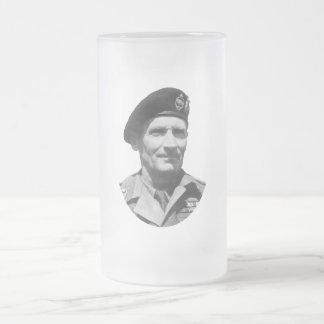 Sir Bernard Law Montgomery Jarra De Cerveza Esmerilada