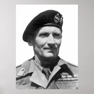 Sir Bernard Law Montgomery Impresiones