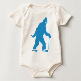 Sir Bigfoot Body Para Bebé