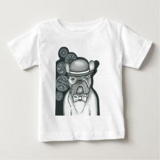 Sir Bouledogue Baby T-Shirt