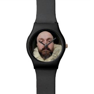 Sir Butternuts Watch Face