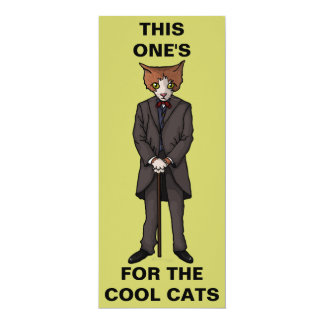 Sir Cat, invitation