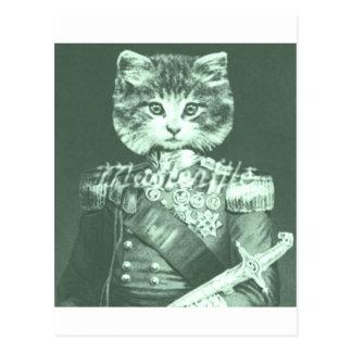 Sir Cat Whiskers Postal