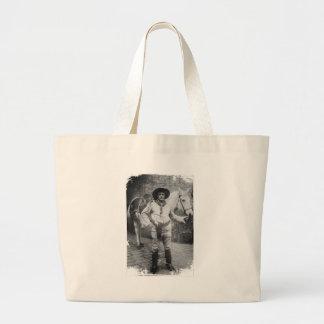 Sir Cave Large Tote Bag