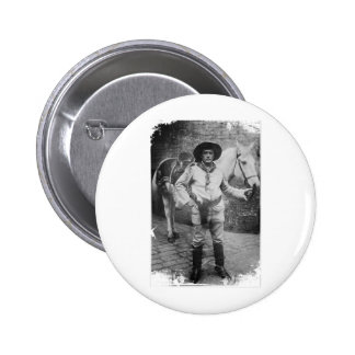 Sir Cave Pinback Buttons