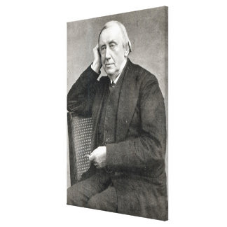 Sir Charles Halle, c.1880 Lona Estirada Galerias