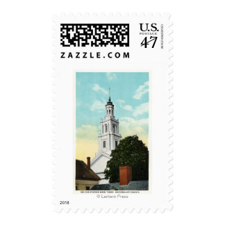 Sir Christopher Wren Tower View Postage