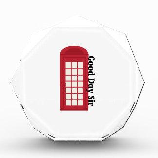 Sir del día de Phonebooth_Good