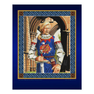 Sir Dinadan print