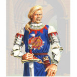 Sir Dinadan stand up Acrylic Cut Outs
