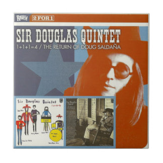 Sir Douglas Quintet Ceramic Tile