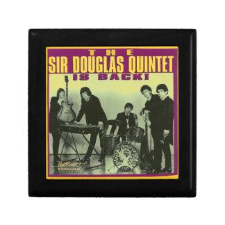 Sir Douglas Quintet Keepsake Boxes