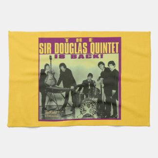 Sir Douglas Quintet Kitchen Towels