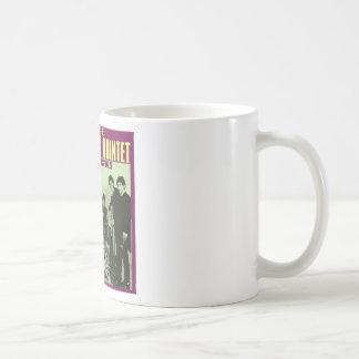 Sir Douglas Quintet Classic White Coffee Mug