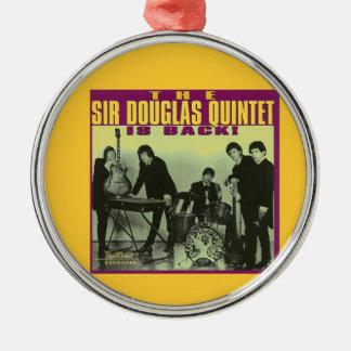 Sir Douglas Quintet Ornaments