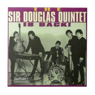 Sir Douglas Quintet Tile