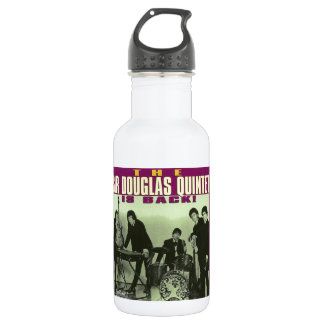 Sir Douglas Quintet Water Bottle
