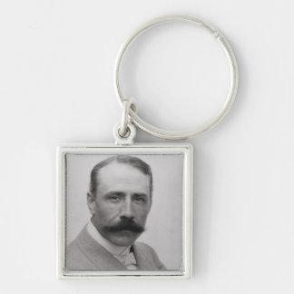 Sir Edward Elgar (1857-1934) (foto) Llavero