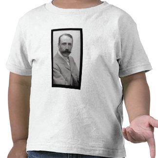 Sir Edward Elgar (1857-1934) (foto) Camiseta