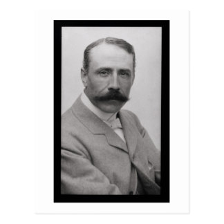 Sir Edward Elgar (1857-1934) (photo) Postcard