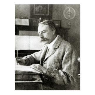 Sir Edward Elgar Tarjetas Postales