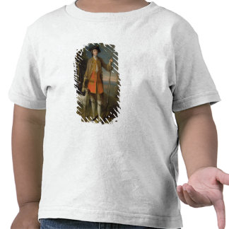 Sir Edward Hales, 1744 (aceite en lona) Camiseta