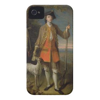 Sir Edward Hales, 1744 (oil on canvas) iPhone 4 Case