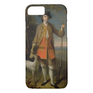Sir Edward Hales, 1744 (oil on canvas) iPhone 8/7 Case