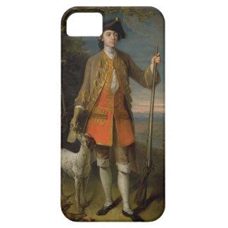 Sir Edward Hales, 1744 (oil on canvas) iPhone SE/5/5s Case