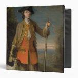Sir Edward Hales, 1744 (oil on canvas) Vinyl Binders