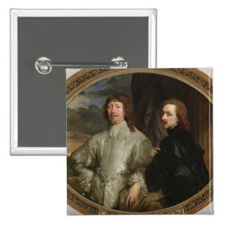 Sir Endymion Porter (1587-1649) and the Artist, c. Button