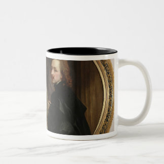 Sir Endymion Porter (1587-1649) and the Artist, c. Coffee Mugs