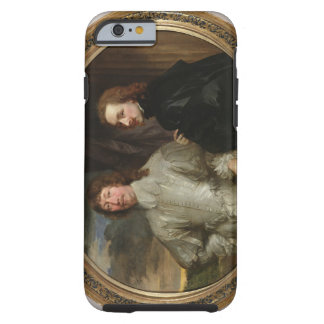 Sir Endymion Porter (1587-1649) and the Artist, c. Tough iPhone 6 Case