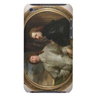Sir Endymion Porter (1587-1649) y el artista, C. Case-Mate iPod Touch Funda