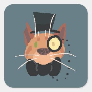 Sir Fattingston Sticker