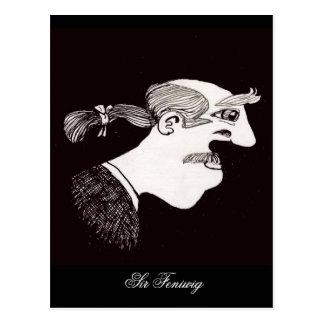 Sir Feniwig Postcard