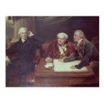 Sir Francis Baring Postcard